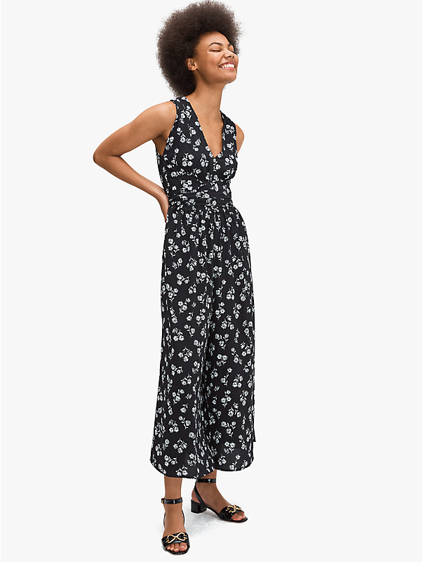 Dandelion Floral Jumpsuit, , rr_large