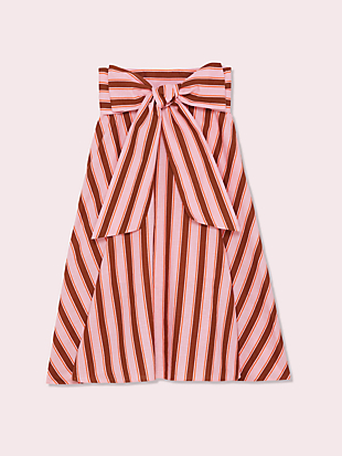 calais stripe skirt by kate spade new york non-hover view