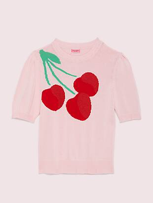 cherry sweater by kate spade new york non-hover view