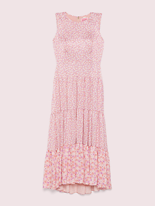 poppy field tiered dress by kate spade new york non-hover view