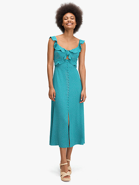 poolside dot dress by kate spade new york