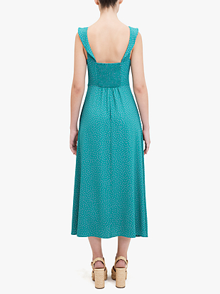 poolside dot dress by kate spade new york hover view