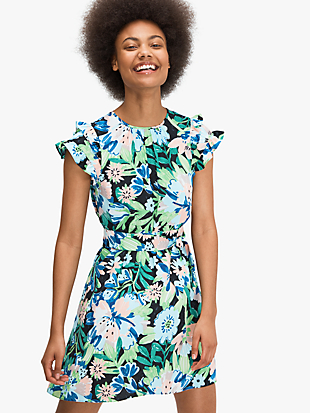 full bloom dress by kate spade new york non-hover view