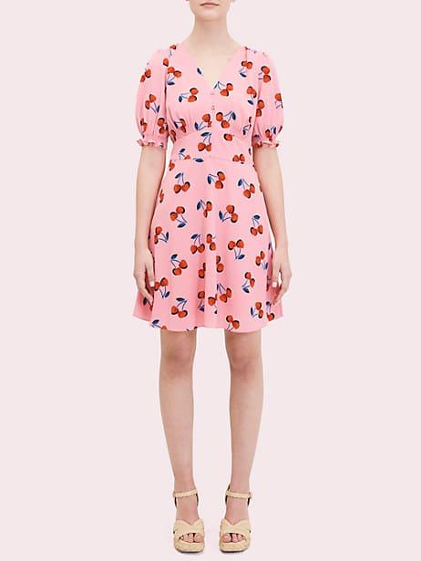 cherry toss dress by kate spade new york