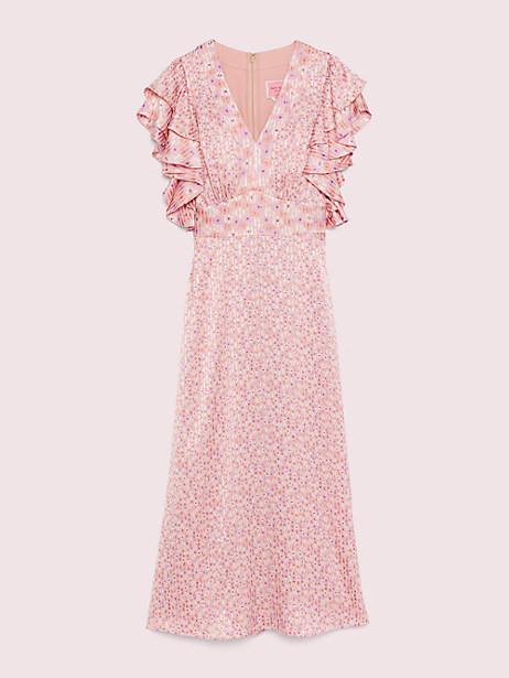 poppy field devoré dress by kate spade new york