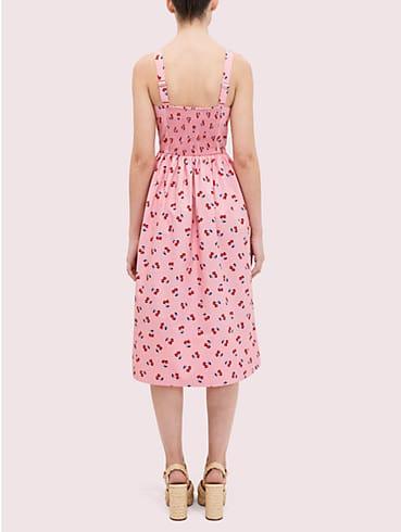 cherry toss poplin dress, , rr_productgrid