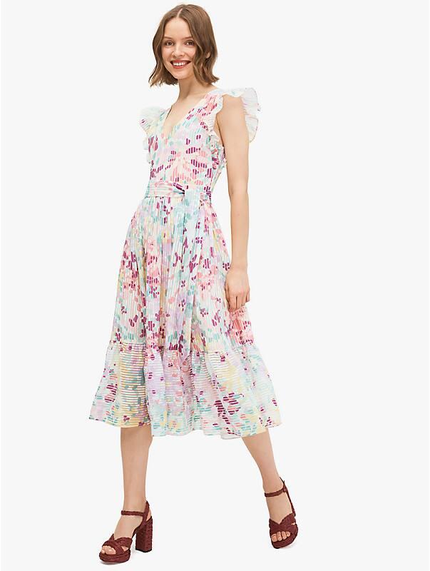 painted petals burnout dress, , rr_large