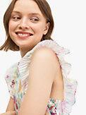 painted petals burnout dress, , s7productThumbnail
