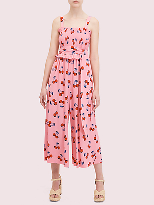 cherry toss jumpsuit by kate spade new york non-hover view