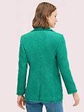 sequin tweed blazer, , s7productThumbnail
