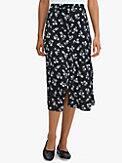 dandelion floral skirt, , s7productThumbnail