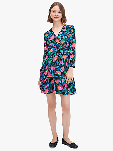 Floral Swirl Kleid, , rr_productgrid