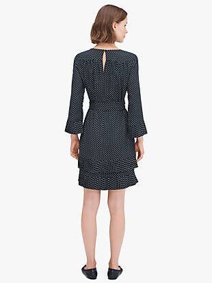 dainty dot dress by kate spade new york hover view