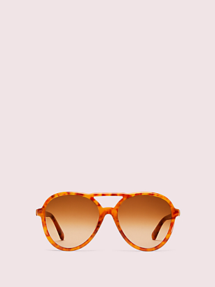 norah sunglasses by kate spade new york non-hover view