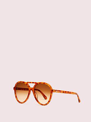 norah sunglasses by kate spade new york hover view
