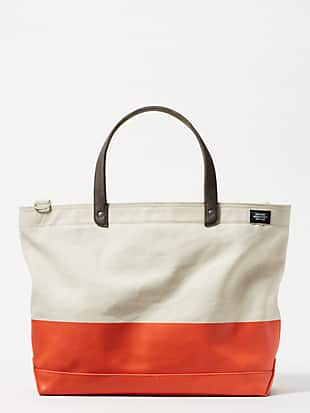 dipped industrial canvas coal bag by kate spade new york non-hover view