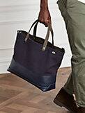 dipped industrial canvas coal bag, , s7productThumbnail