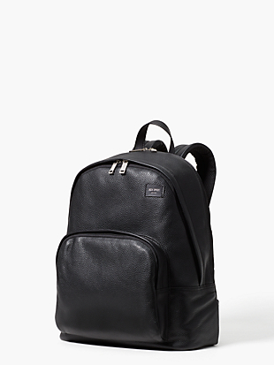 pebbled leather backpack by kate spade new york non-hover view