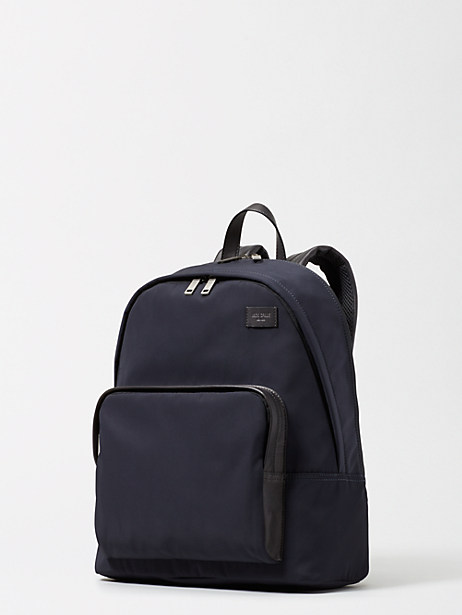 nylon twill backpack by kate spade new york