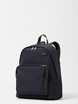 nylon twill backpack by kate spade new york non-hover view
