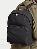 nylon twill backpack, , s7productThumbnail