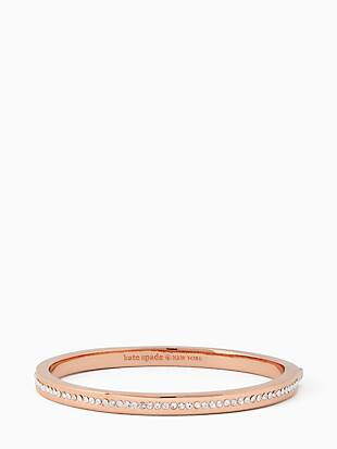 ring it up pave bangle by kate spade new york non-hover view