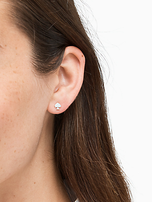 signature spade mini studs by kate spade new york hover view