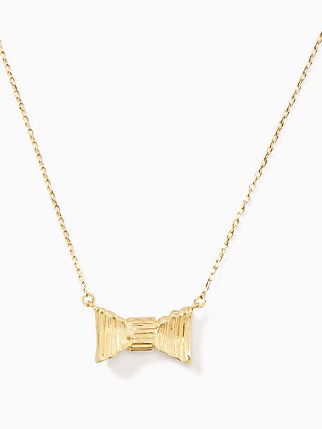 all wrapped up mini pendant by kate spade new york