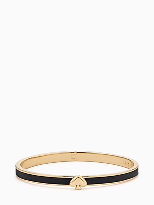 everyday spade thin enamel bangle by kate spade new york non-hover view