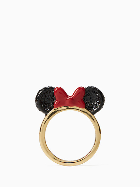 disney x kate spade new york minnie ring by kate spade new york