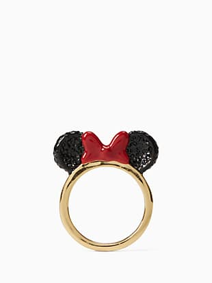disney x kate spade new york minnie ring by kate spade new york non-hover view