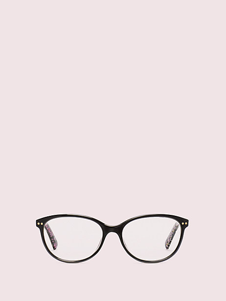 olive readers with blue-light filters by kate spade new york