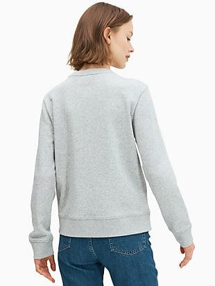 wink wink sweatshirt by kate spade new york hover view