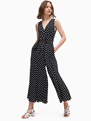 lia dot jumpsuit by kate spade new york non-hover view