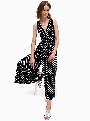 lia dot jumpsuit by kate spade new york hover view