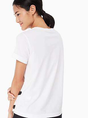 minnie mouse tee by kate spade new york hover view