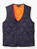 quilted 3-in-1 button out vest, , s7productThumbnail