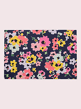 wildflower bouquet placemat, multi, medium