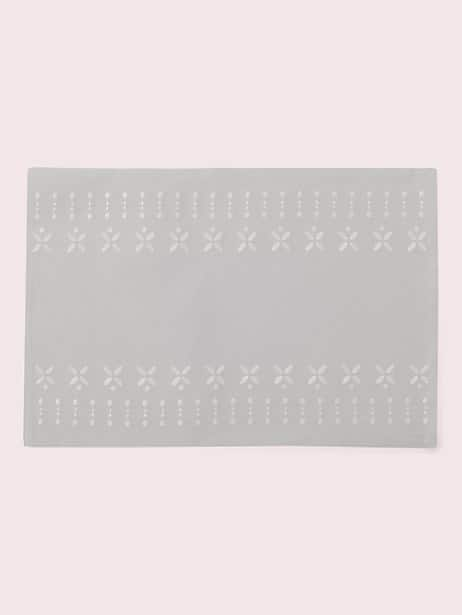 willow court placemat by kate spade new york