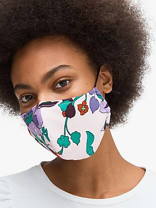 fleur nouveau non-medical mask by kate spade new york hover view