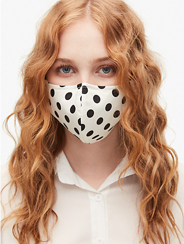 picture dot & spade flower non-medical mask set, , rr_productgrid