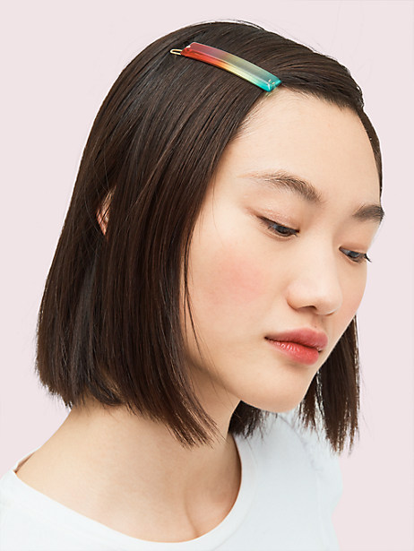ombre barrette by kate spade new york