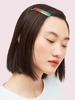ombre barrette by kate spade new york non-hover view
