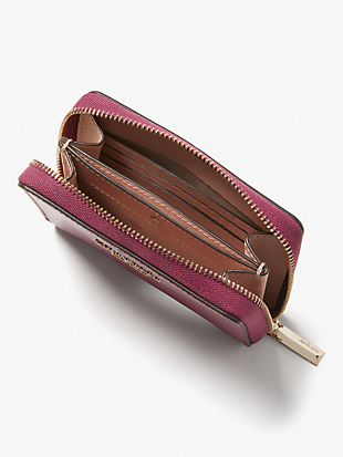 spencer zip cardholder by kate spade new york hover view