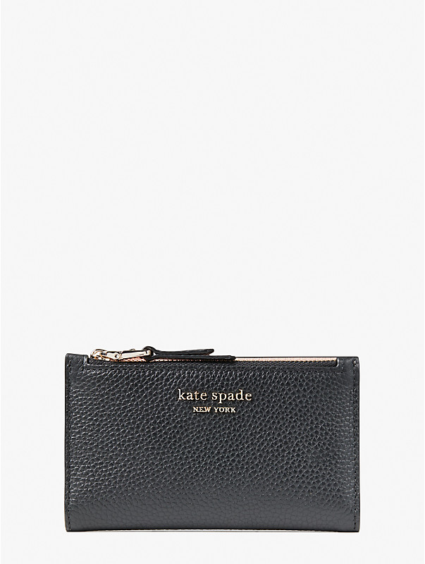 roulette small slim bifold wallet, , rr_large