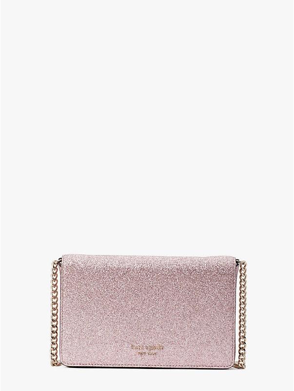 spencer glitter chain wallet, , rr_large