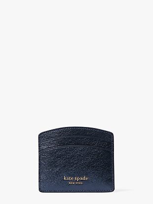 spencer metallic cardholder by kate spade new york non-hover view