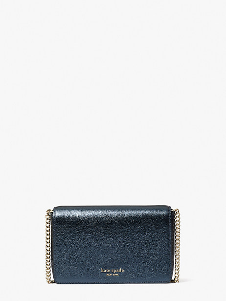 spencer metallic chain wallet by kate spade new york