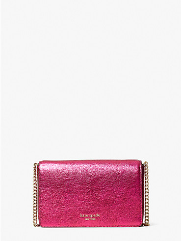 spencer metallic chain wallet, , rr_productgrid