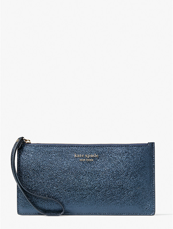 spencer metallic phone wristlet, , rr_large